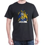 Barker Family Crest Dark T-Shirt