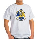 Barker Family Crest Light T-Shirt