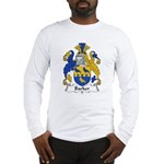 Barker Family Crest Long Sleeve T-Shirt