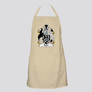 Bard Family Crest BBQ Apron