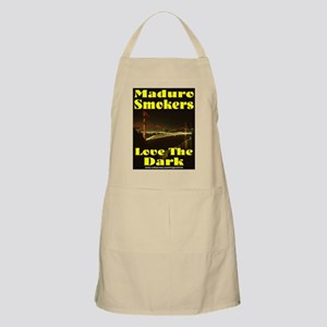 Maduro Smokers Cigar BBQ Apron