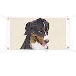 Bernese Mountain Dog Banner