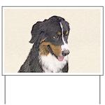 Bernese Mountain Dog Yard Sign