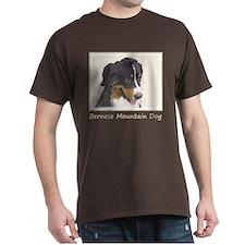 Bernese Mountain Dog Dark T-Shirt
