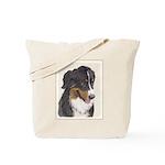 Bernese Mountain Dog Tote Bag