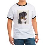 Bernese Mountain Dog Ringer T