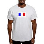 Flag/Ash Grey T-Shirt