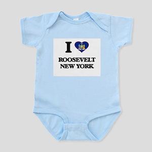 I love Roosevelt New York Body Suit