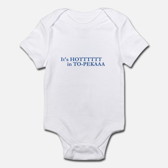 HOT in To-Peka Infant Bodysuit