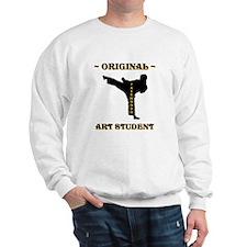 Original Art Student - Taekwondo Sweatshirt