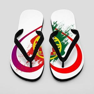 e550af18685471 Portuguese Flip Flops - CafePress