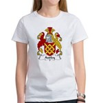 Audley Family Crest Women's T-Shirt