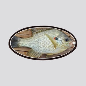 Shell Cracker 2. Red Ear Fish Retro Tuna RCM Patch