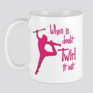 TWIRL IT OUT Mug