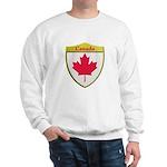 Canada Metallic Shield Sweatshirt