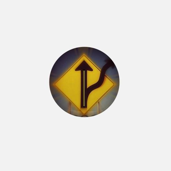 MGTOW Logo-5 Mini Button