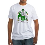 Ashley Family Crest Fitted T-Shirt