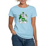 Ashley Family Crest Women's Light T-Shirt