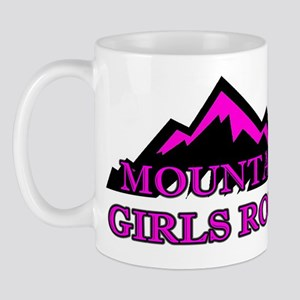 Mountain girls rock Mug