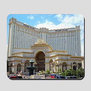 Monte Carlo - Las Vegas Mousepad