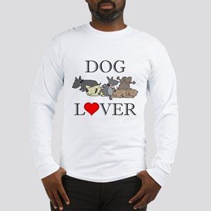 Dog Lover Long Sleeve T-Shirt