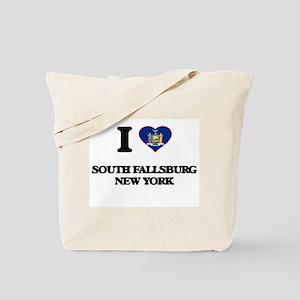 I love South Fallsburg New York Tote Bag