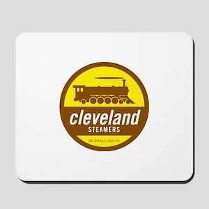 Steamers Kickball Mousepad
