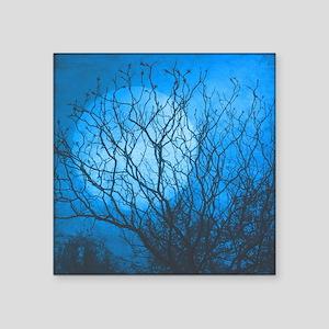 """Evening Calm Square Sticker 3"""" x 3"""""""