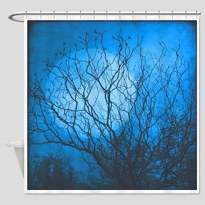 Evening Calm Shower Curtain
