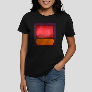 ROTHKO ORANGE RED PURPLE T-Shirt