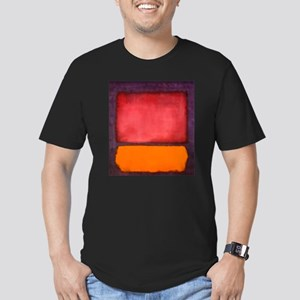 ROTHKO ORANGE RED PURPLE T-Shirt