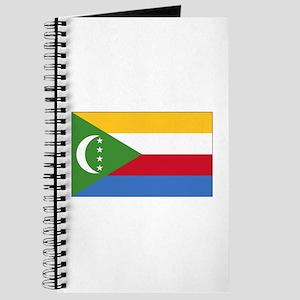 Union of the Comoros Flag Journal
