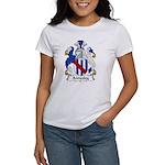 Annesley Family Crest Women's T-Shirt