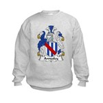 Annesley Family Crest Kids Sweatshirt