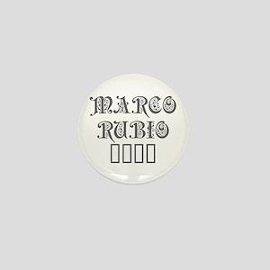 Marco Rubio 2016-Pre gray 550 Mini Button