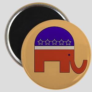 Republican & Proud Magnet