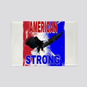 AMERICAN STRONG Magnets