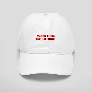 Marco Rubio for President-Akz red 500 Baseball Cap
