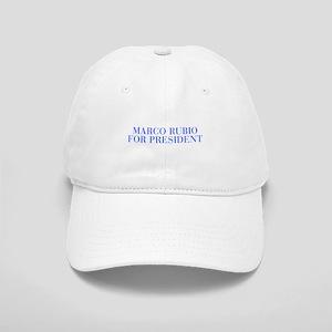 Marco Rubio for President-Bau blue 500 Baseball Ca