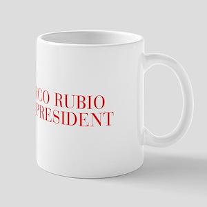 Marco Rubio for President-Bau red 500 Mugs