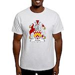 Amos Family Crest Light T-Shirt
