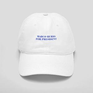 Marco Rubio for President-Bod blue 421 Baseball Ca