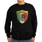 Mexico Metallic Shield Sweatshirt