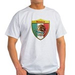 Mexico Metallic Shield T-Shirt
