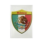 Mexico Metallic Shield Magnets