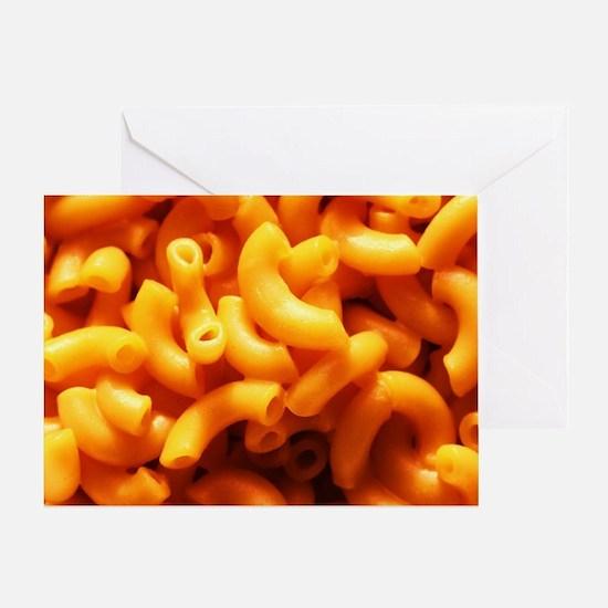 macaroni Greeting Card