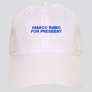 Marco Rubio for President-Cle blue 500 Baseball Ca
