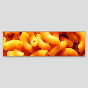 macaroni cheese Bumper Sticker