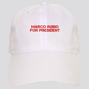 Marco Rubio for President-Cle red 500 Baseball Cap