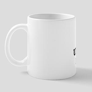 I love Upper Nyack New York Mug